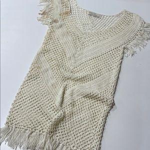 Crochet Dress (Size S)